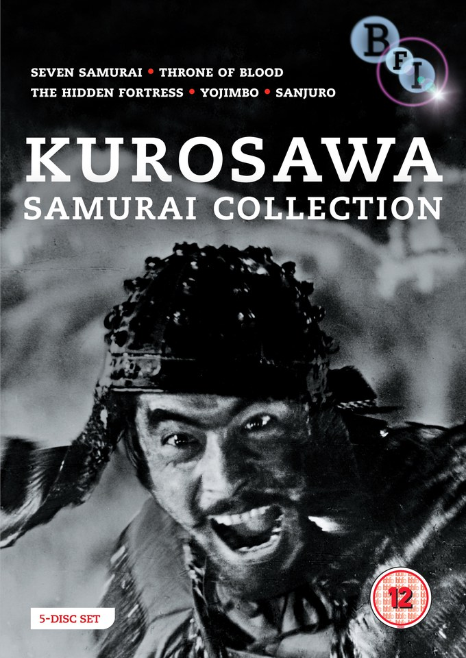 akira-kurosawa-the-samurai-collection