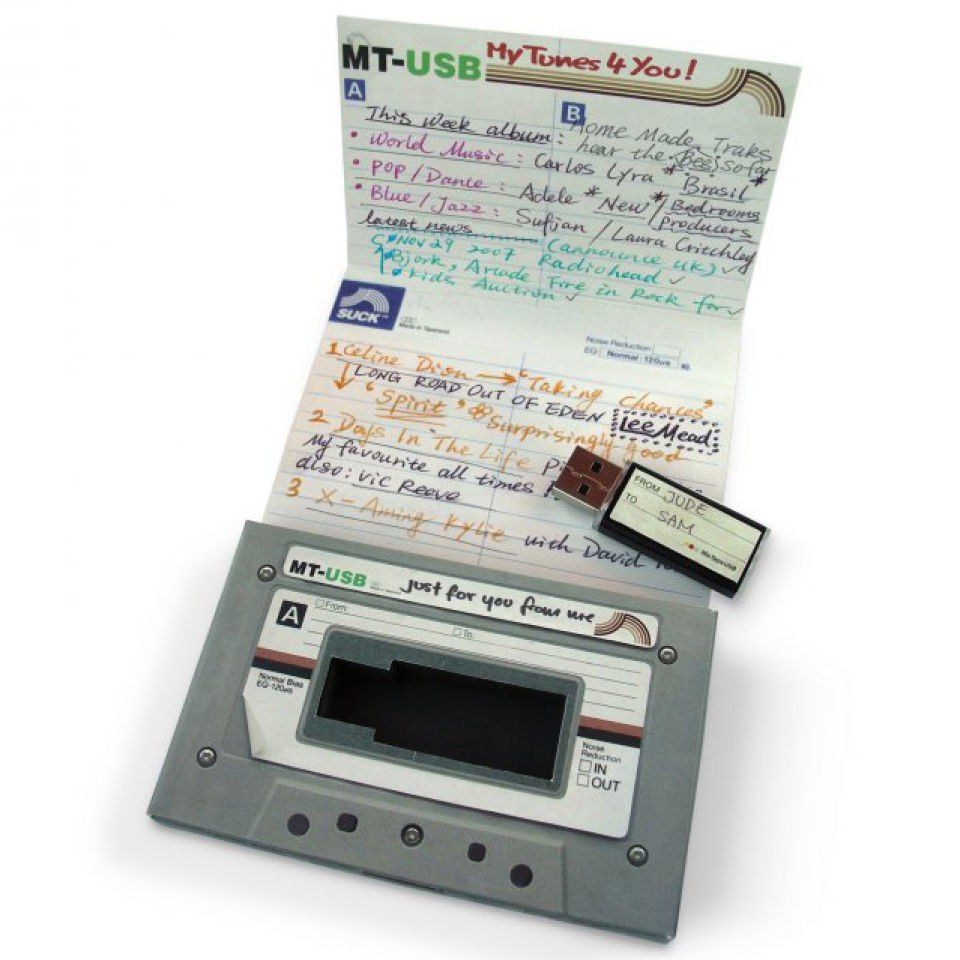 USB Stick Mix Tape