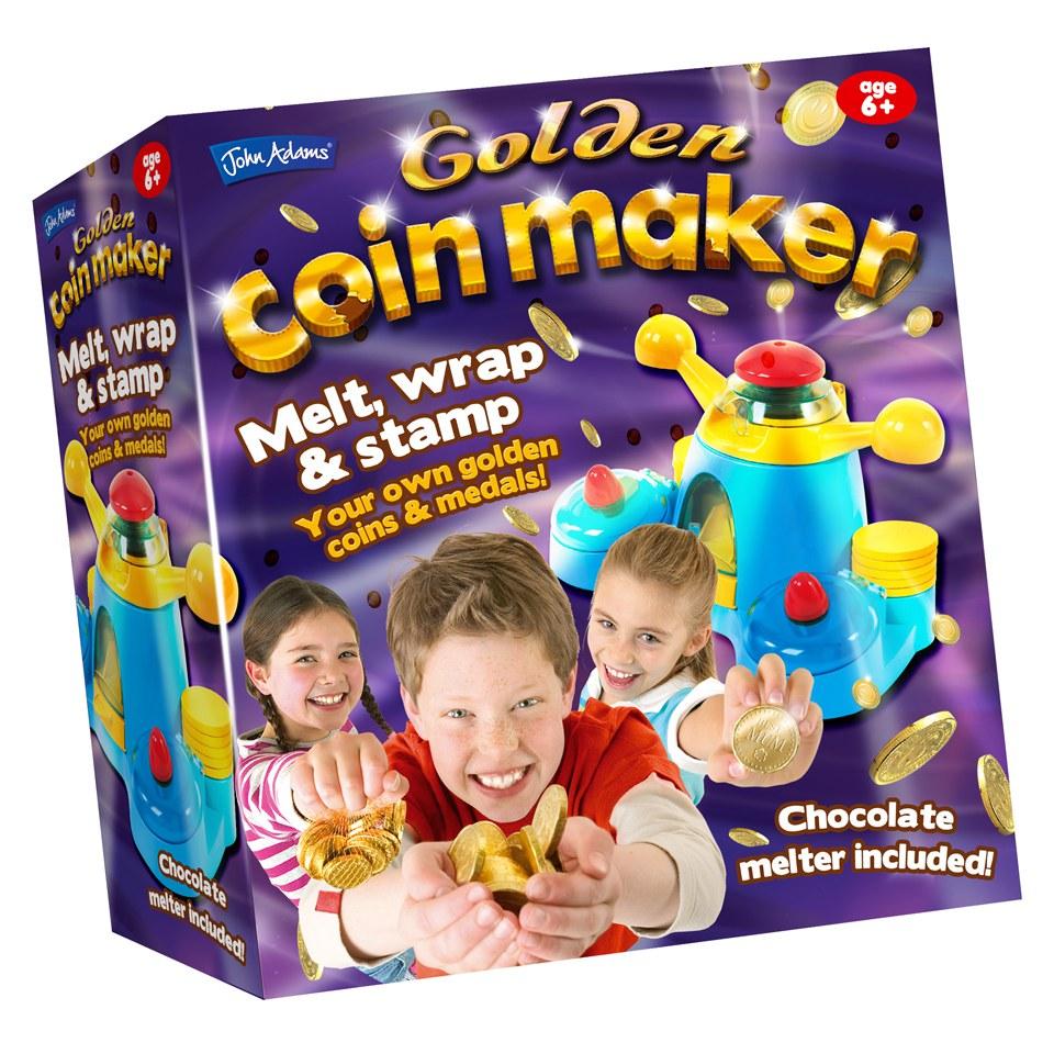 john-adams-golden-coin-maker