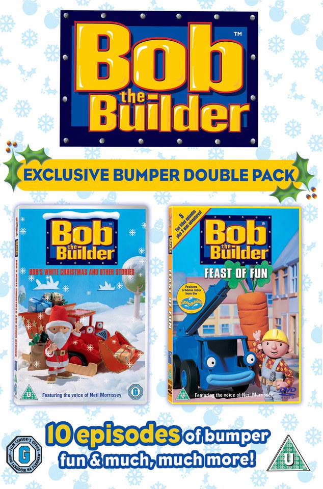 bob-the-builder-double-christmas-pack-feast-of-fun-bobs-white-christmas
