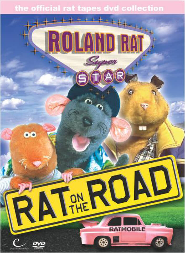 roland-rat-rat-on-the-road