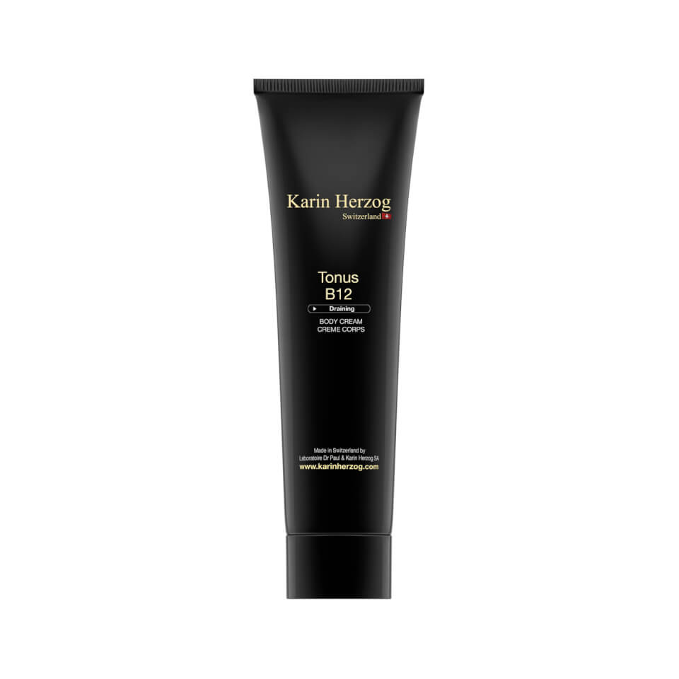 Image of Karin Herzog Tonus B12 Body Cream