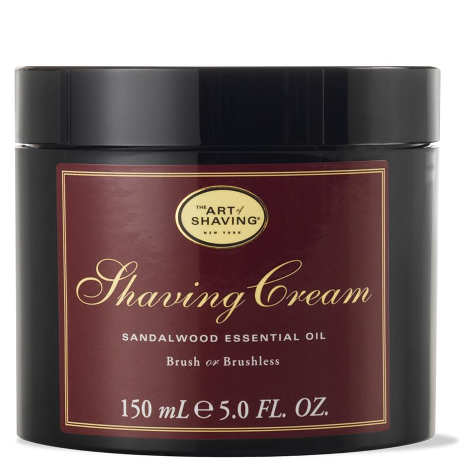 The Art Of Shaving Shaving Cream - Sandalwood (150g) 10306538