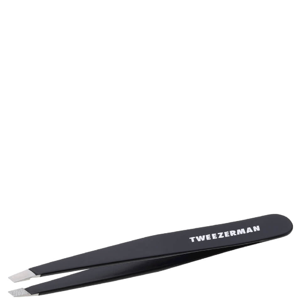 Köpa billiga Tweezerman Slant Tweezer - Black online