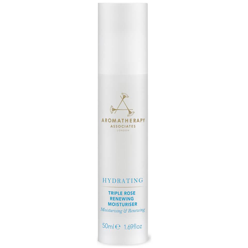 aromatherapy-associates-triple-rose-renewing-moisturiser-50ml
