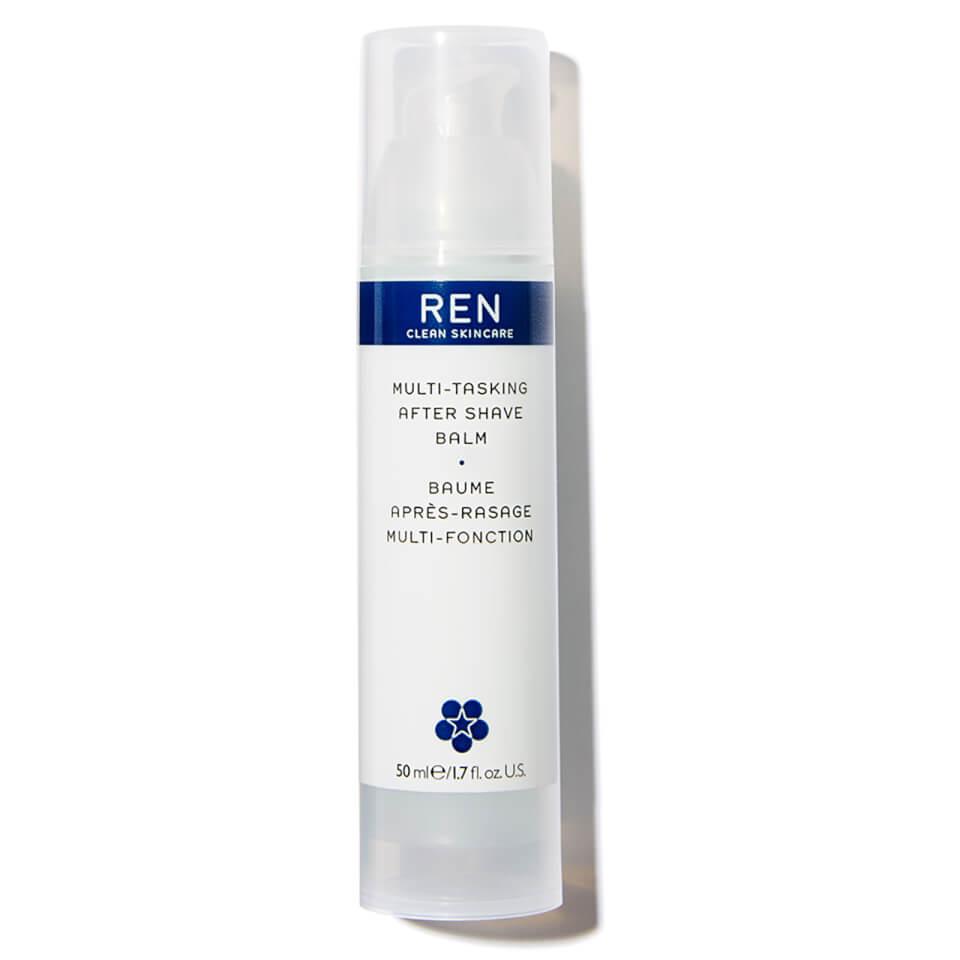 REN Multi Tasking After Shave Balm (50ml)