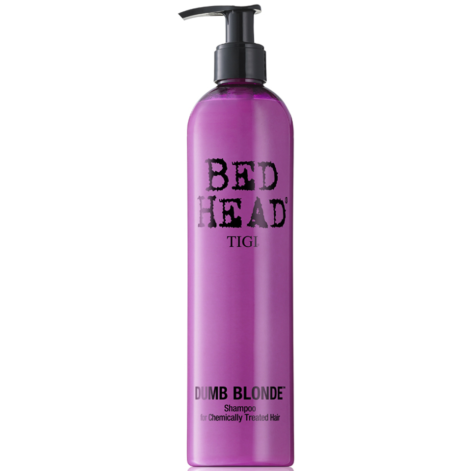 tigi-bed-head-dumb-blonde-shampoo-400ml