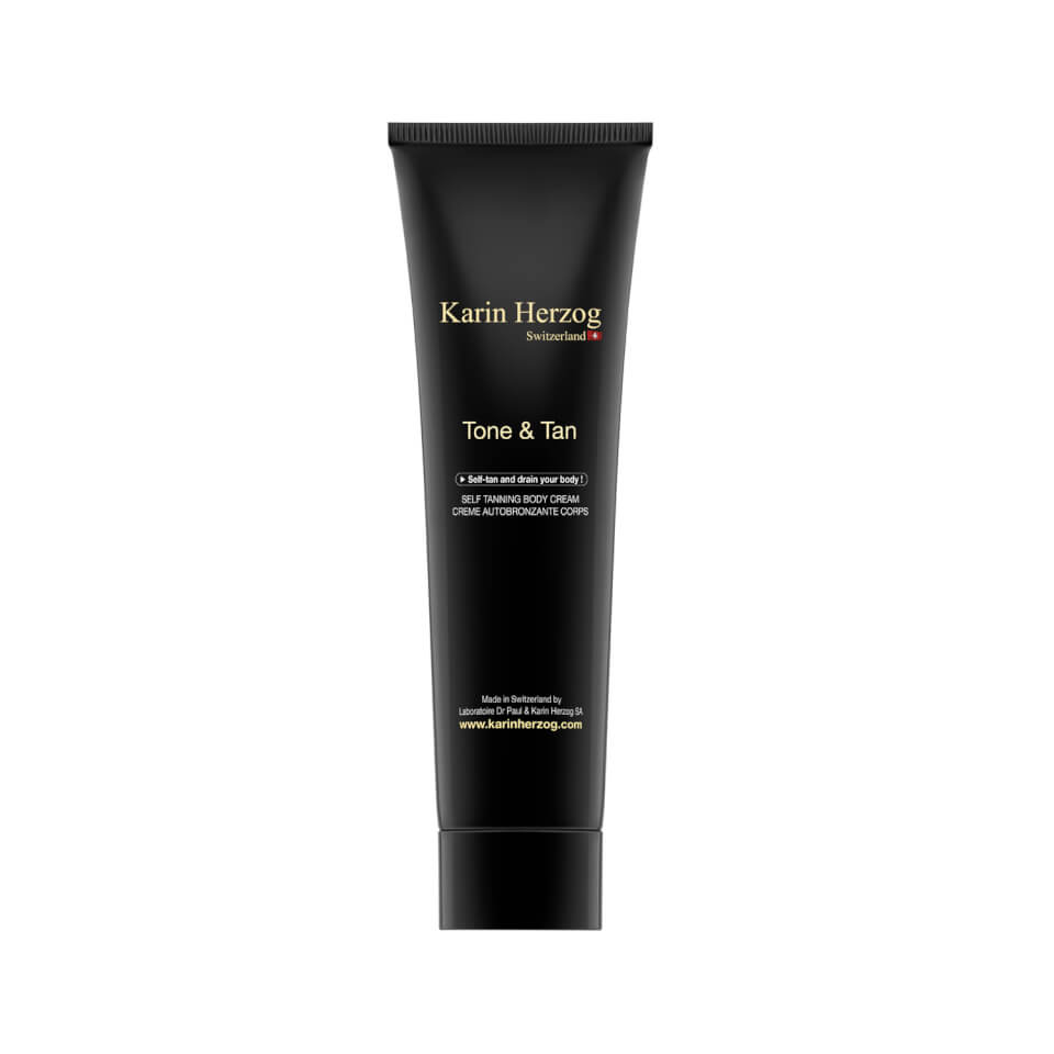 Image of Karin Herzog Tone  Tan 150ml