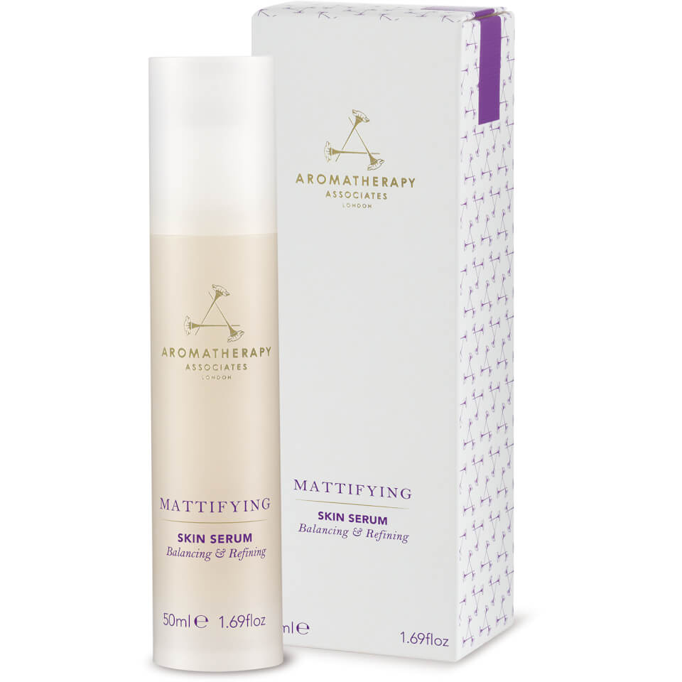 Aromatherapy Associates Essential Skincare Mattifying Skin Serum (50ml) 10459598