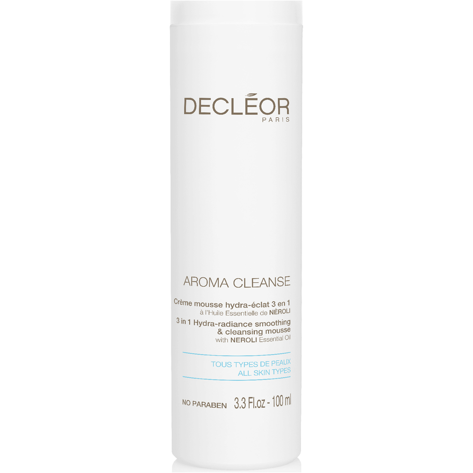decleor-hydra-radiance-smoothing-cleansing-mousse-100ml
