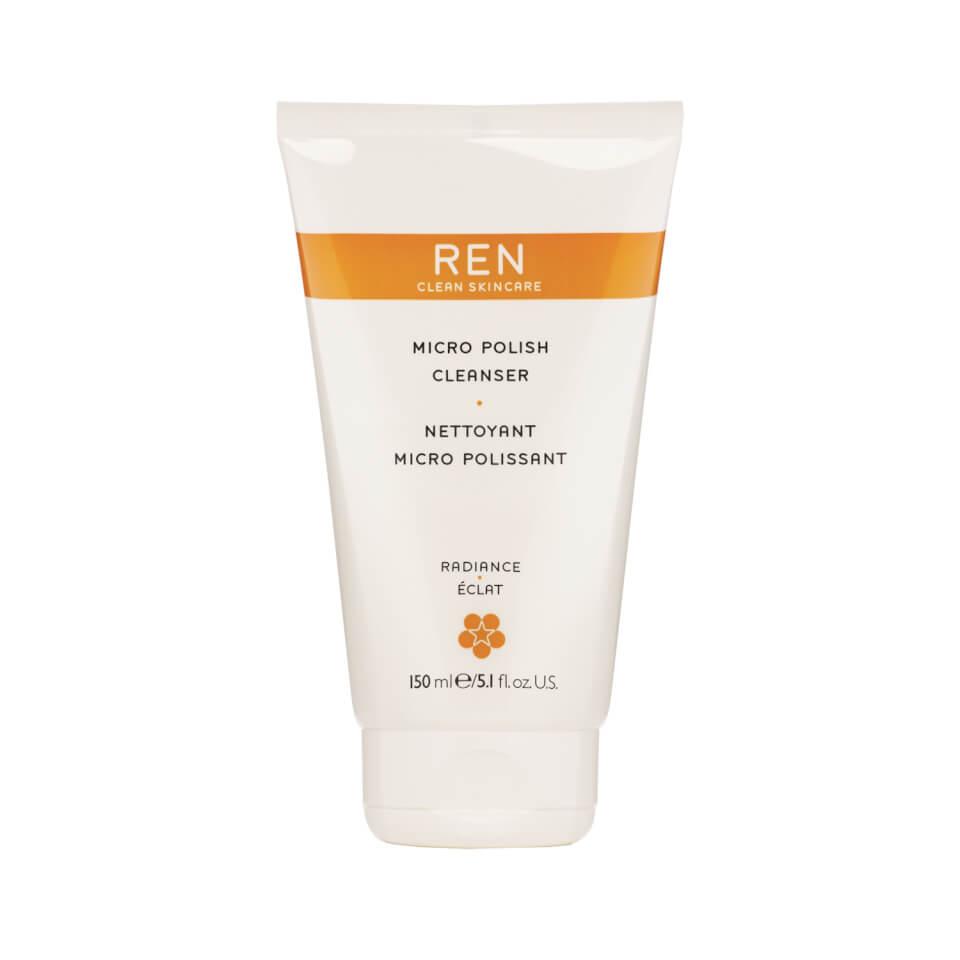 REN Micro soin nettoyant exfoliant (150ml)