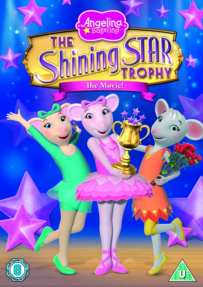 angelina-ballerina-the-shining-star-trophy