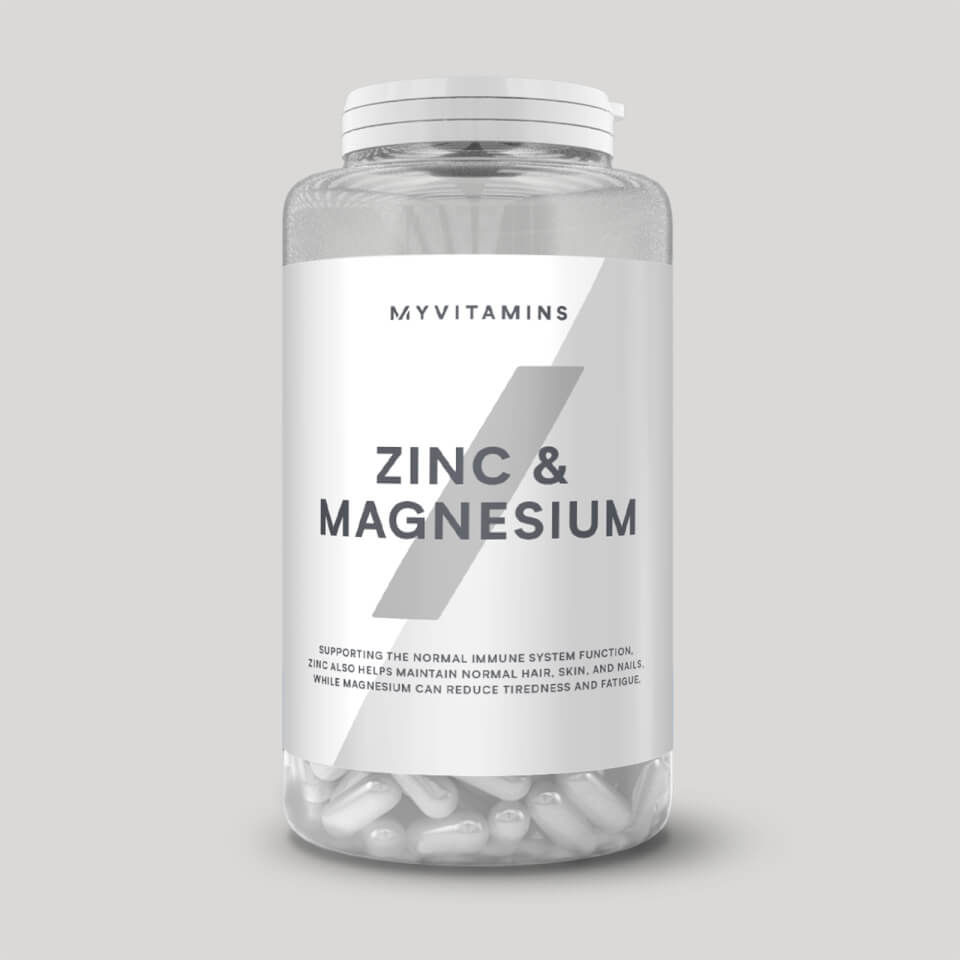 Myvitamins Zinc and Magnesium 800mg | Misc. Nutrition