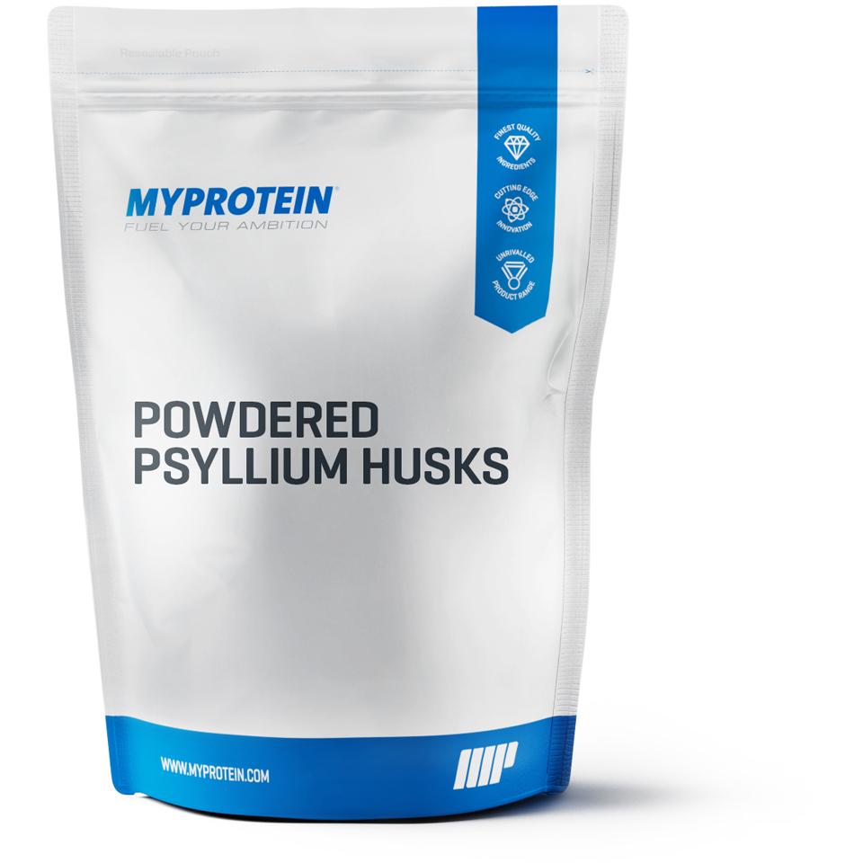 Foto Bucce intere di fibra di psillio, Senza aroma, Sacchetto, 1 kg Myprotein Nutrizione sportiva