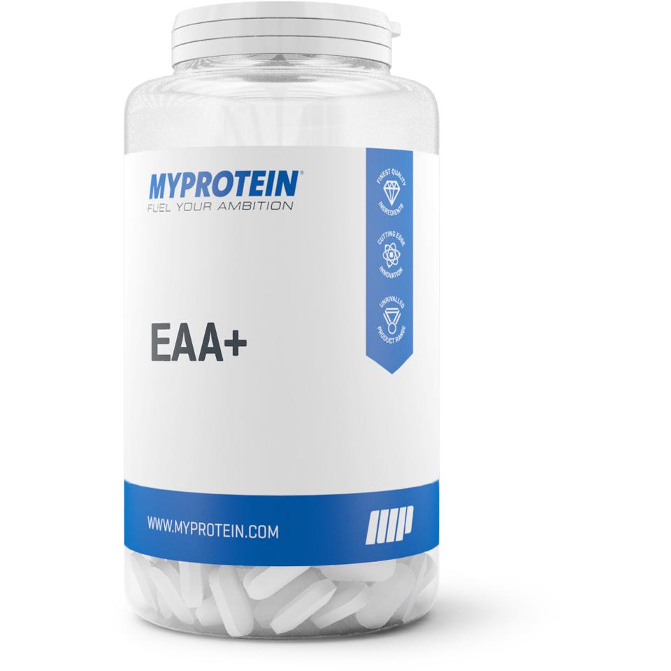 Foto EAA Plus - 270Compresse - Barattolo - Senza aroma Myprotein Nutrizione sportiva