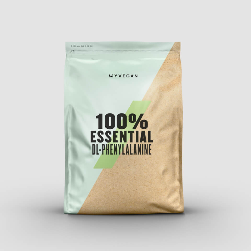100% Essential DL-Phenylalanine Powder - 250g - Unflavoured