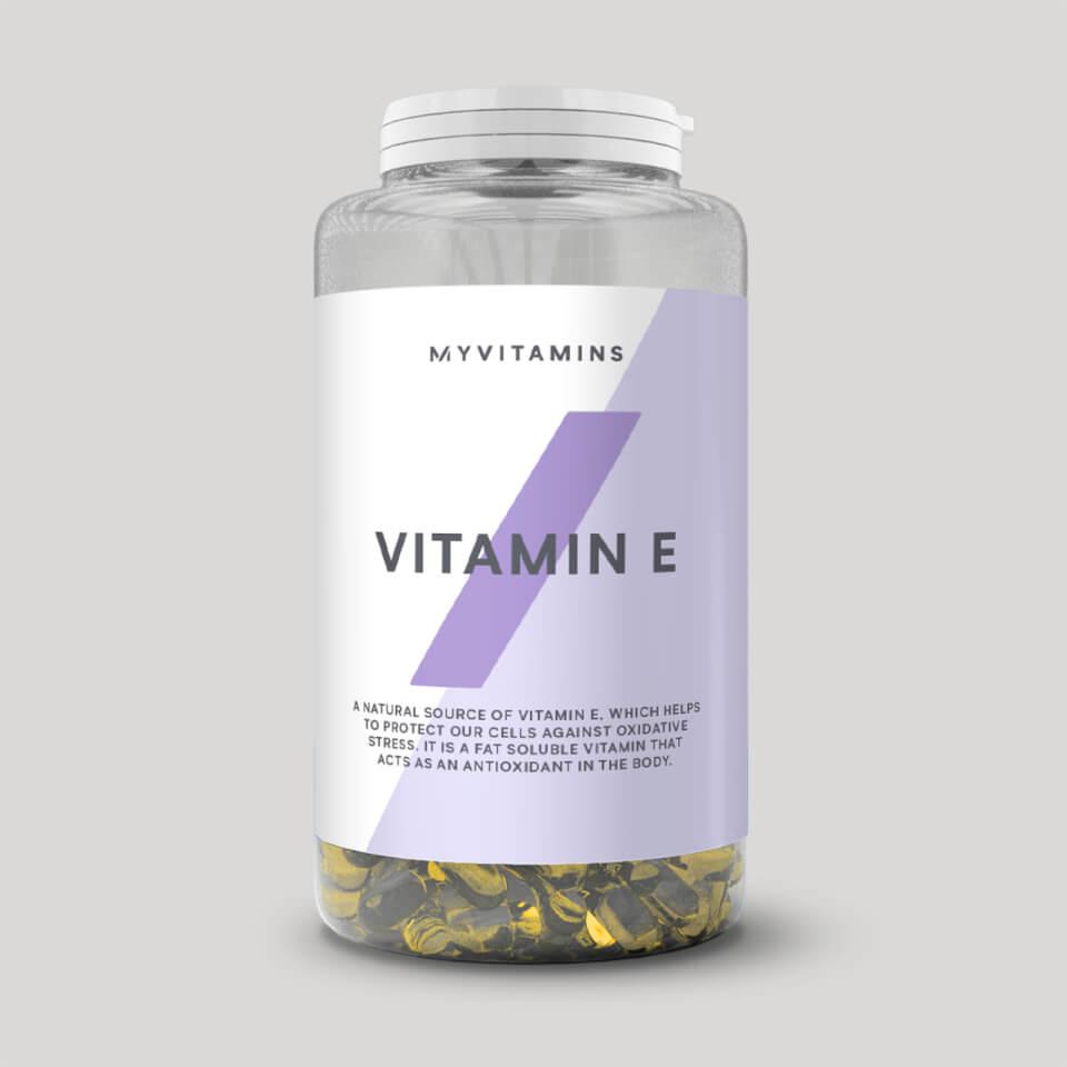 Myvitamins Vitamin E | Misc. Nutrition