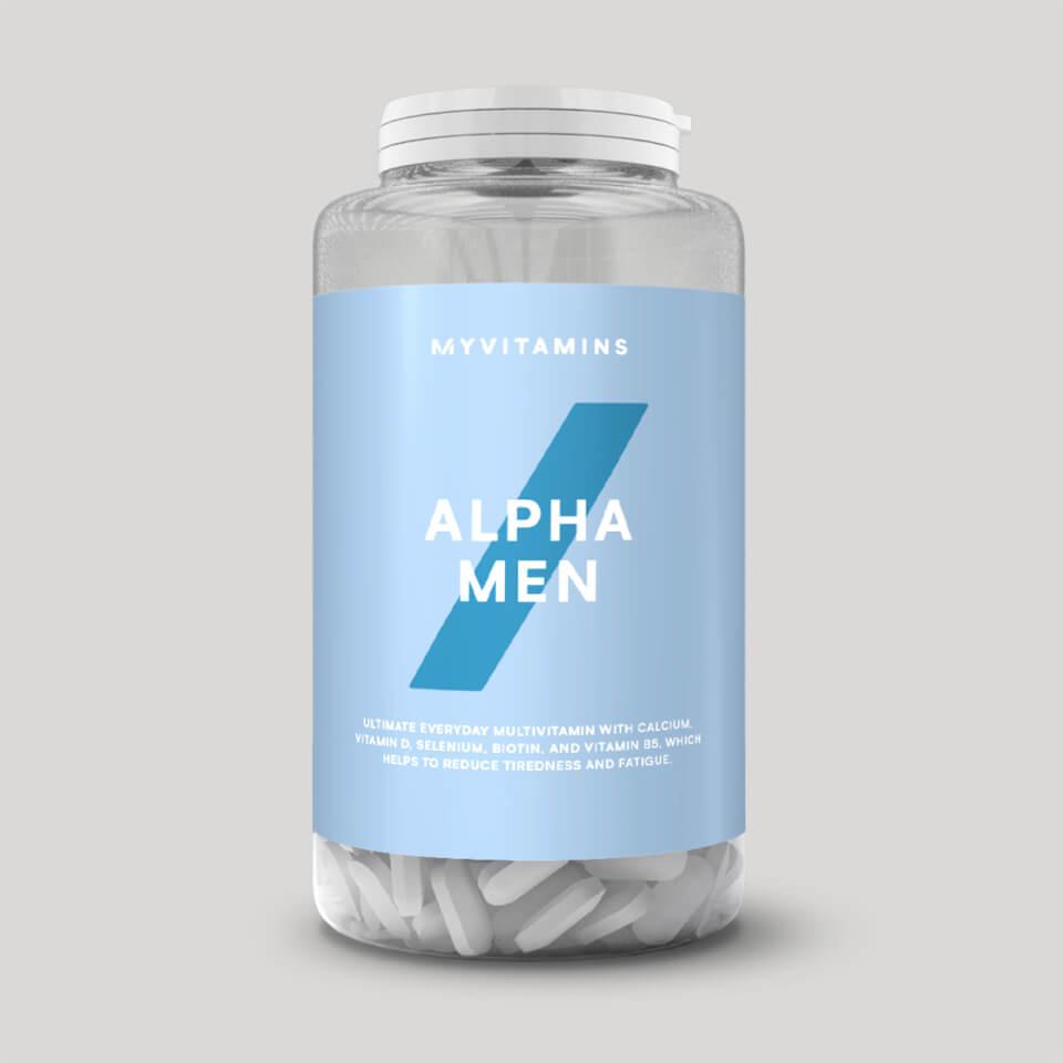 Myvitamins Alpha Men Super Multi Vitamin | Misc. Nutrition