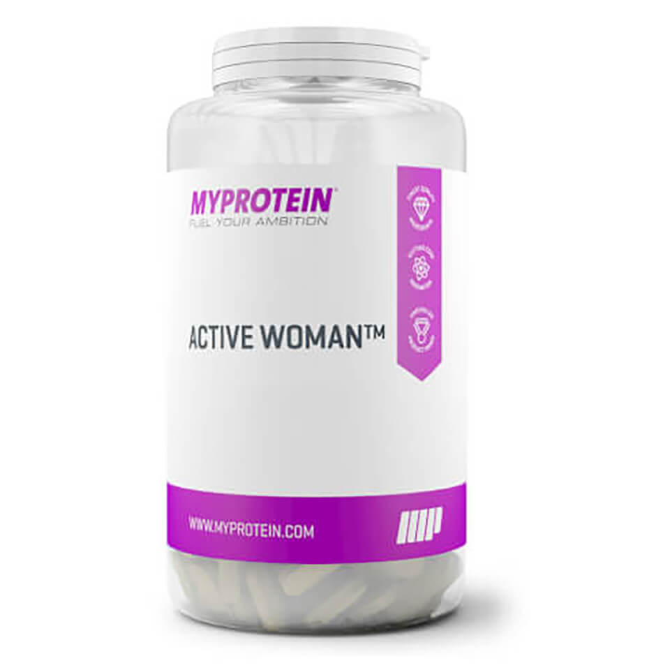 active-woman-unflavoured-120-tablets