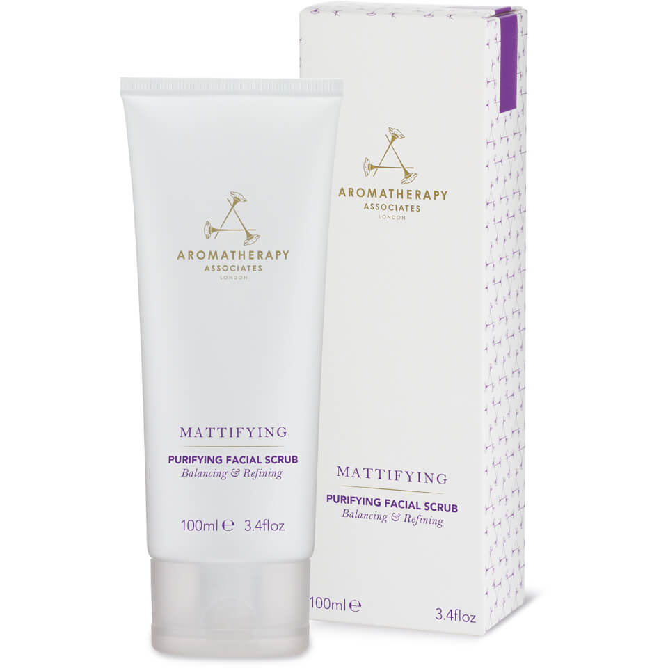 aromatherapy-associates-essential-skincare-purifying-facial-scrub-100ml