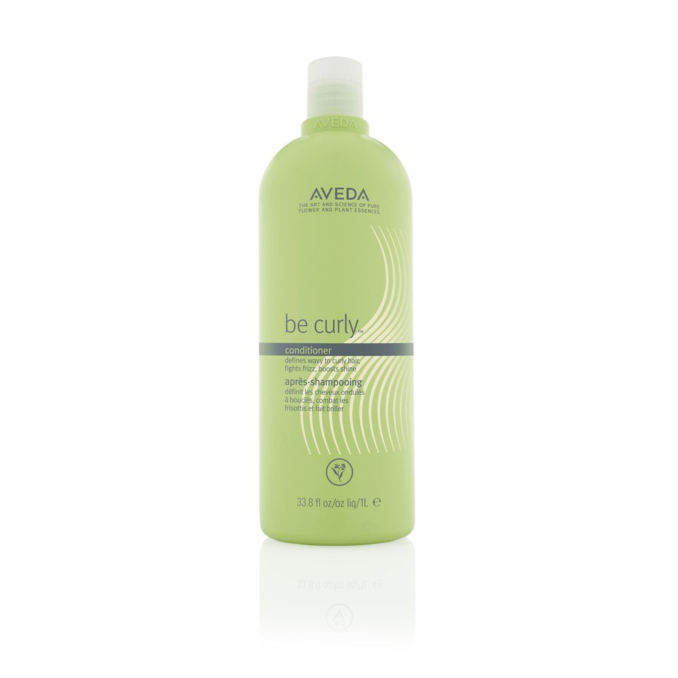 Köpa billiga Aveda Be Curly Conditioner (1000 ml) - (Värt £102,50) online