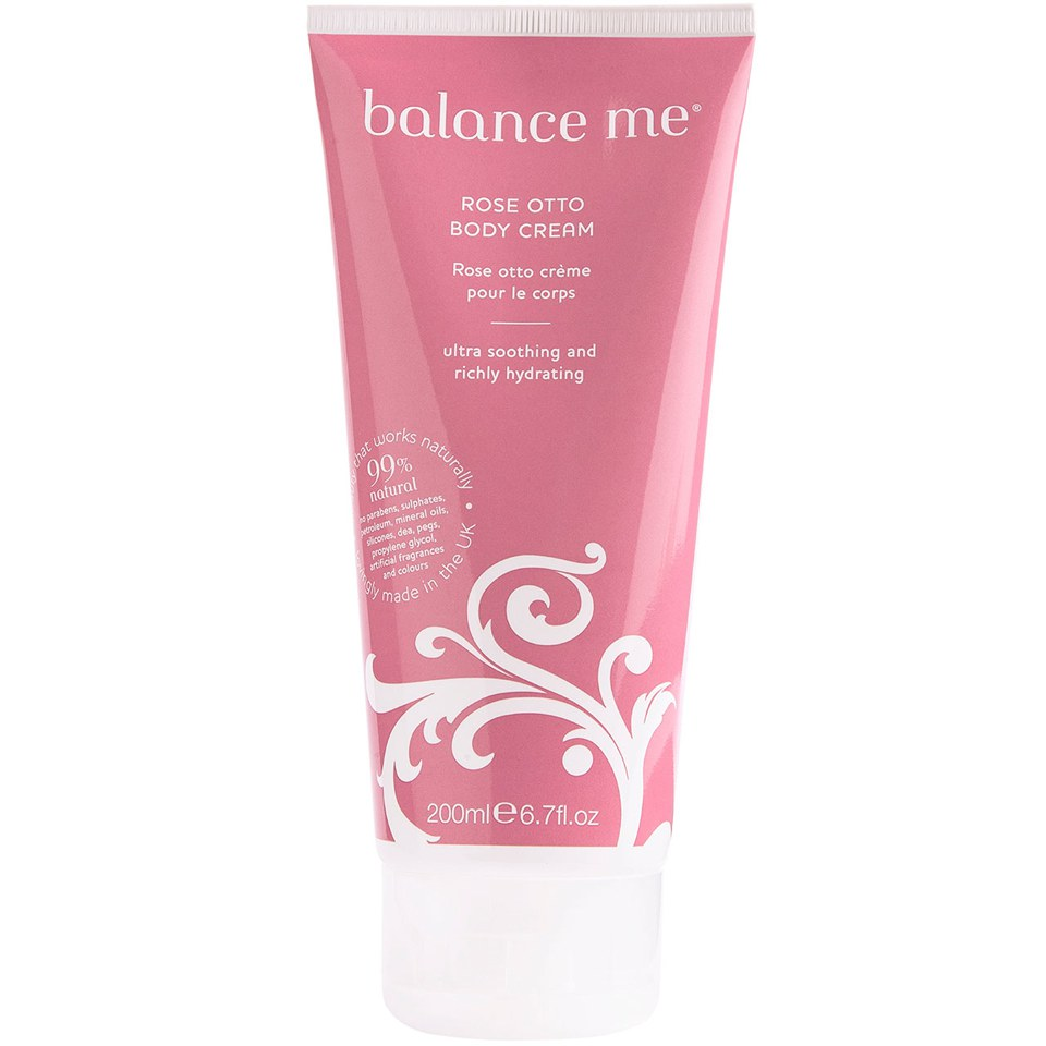 Balance Me Rose Otto Body Balm (170ml)