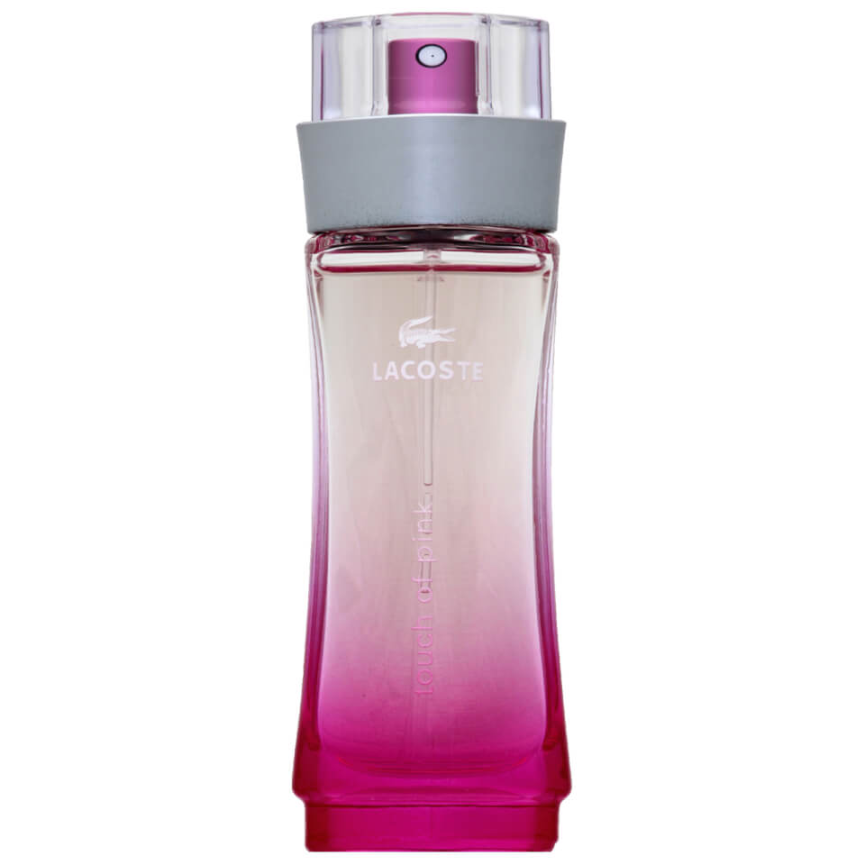 Touch of pink eau de toilet vapo female