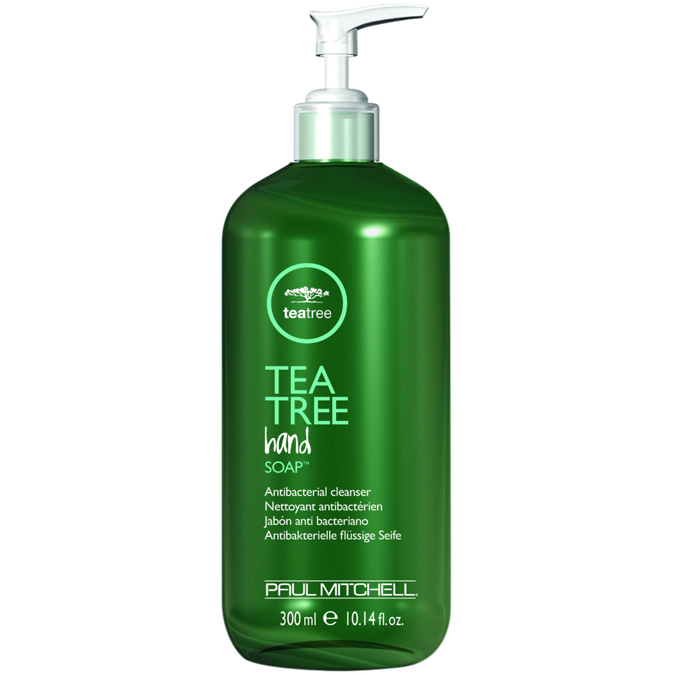 Paul Mitchell Tea Tree Liquid Hand Soap 300ml Free