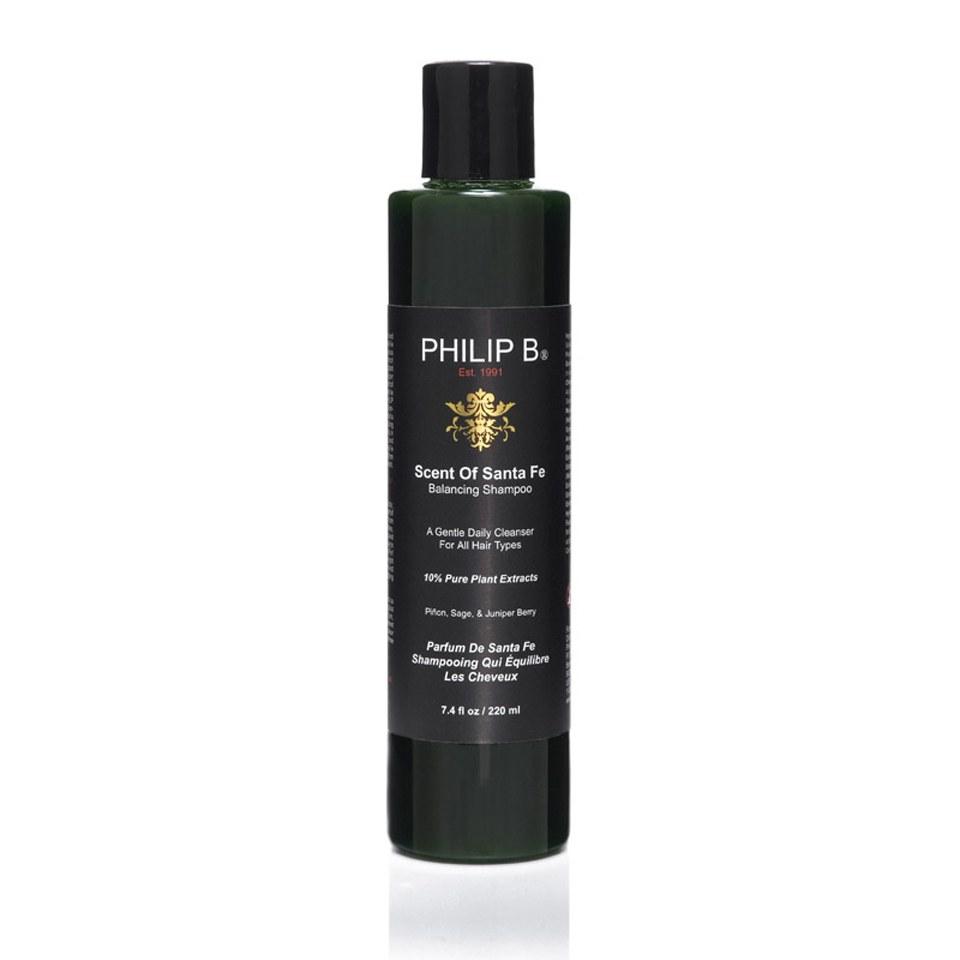 Shampoing équilibrant Philip B Scent Of Santa Fe (220ml)