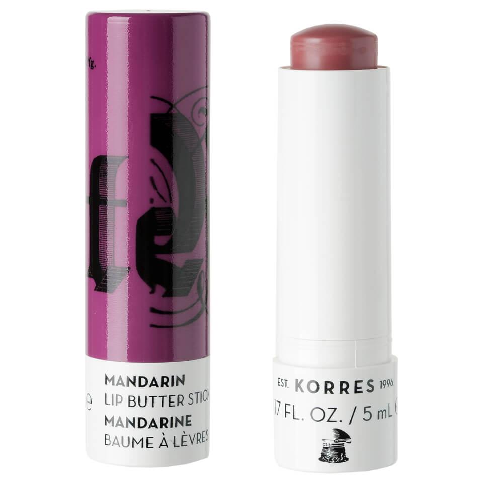 KORRES Lip Butter Stick Spf15 - Purple 10548587