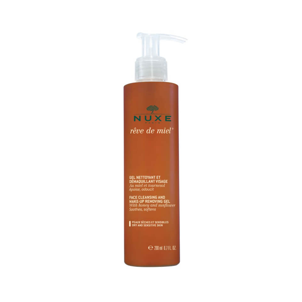 nuxe-reve-de-miel-gel-nettoyant-visage-facial-cleansing-gel-200ml
