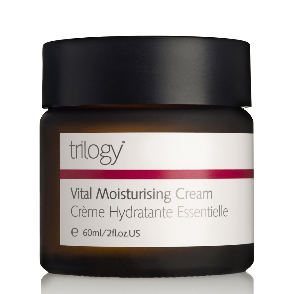Trilogy Vital Moisturising Cream - Jar