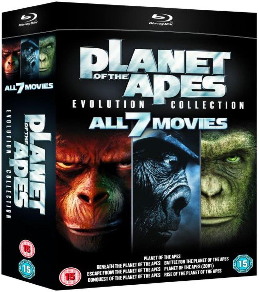 El Planeta de los Simios - Colección Evolución