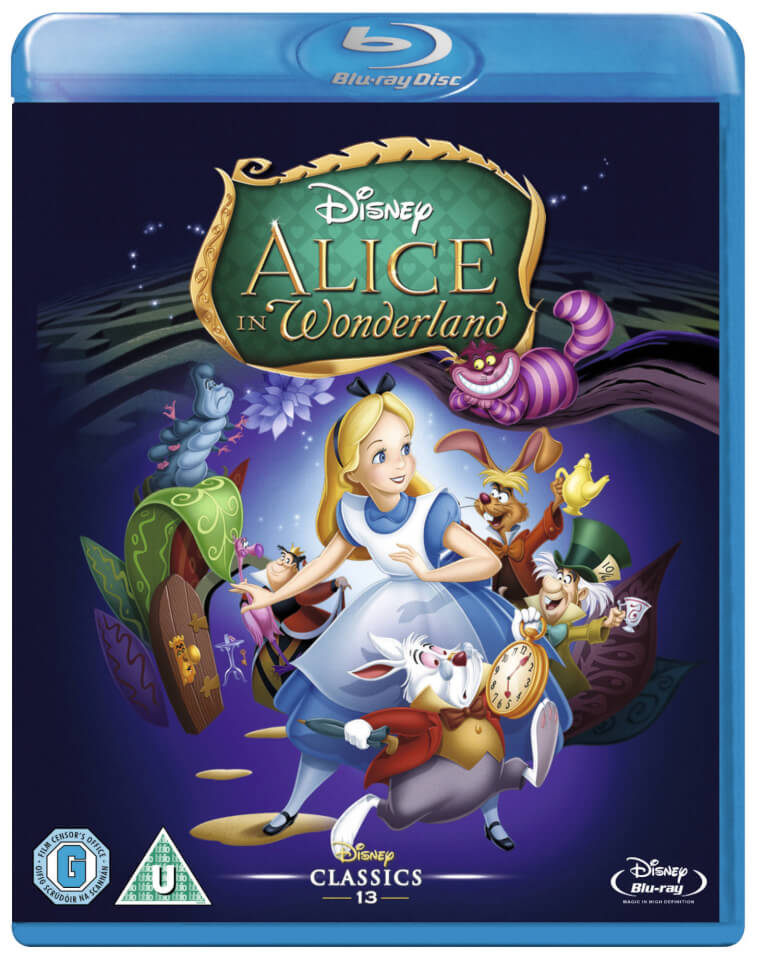 alice-in-wonderland-animated-single-disc