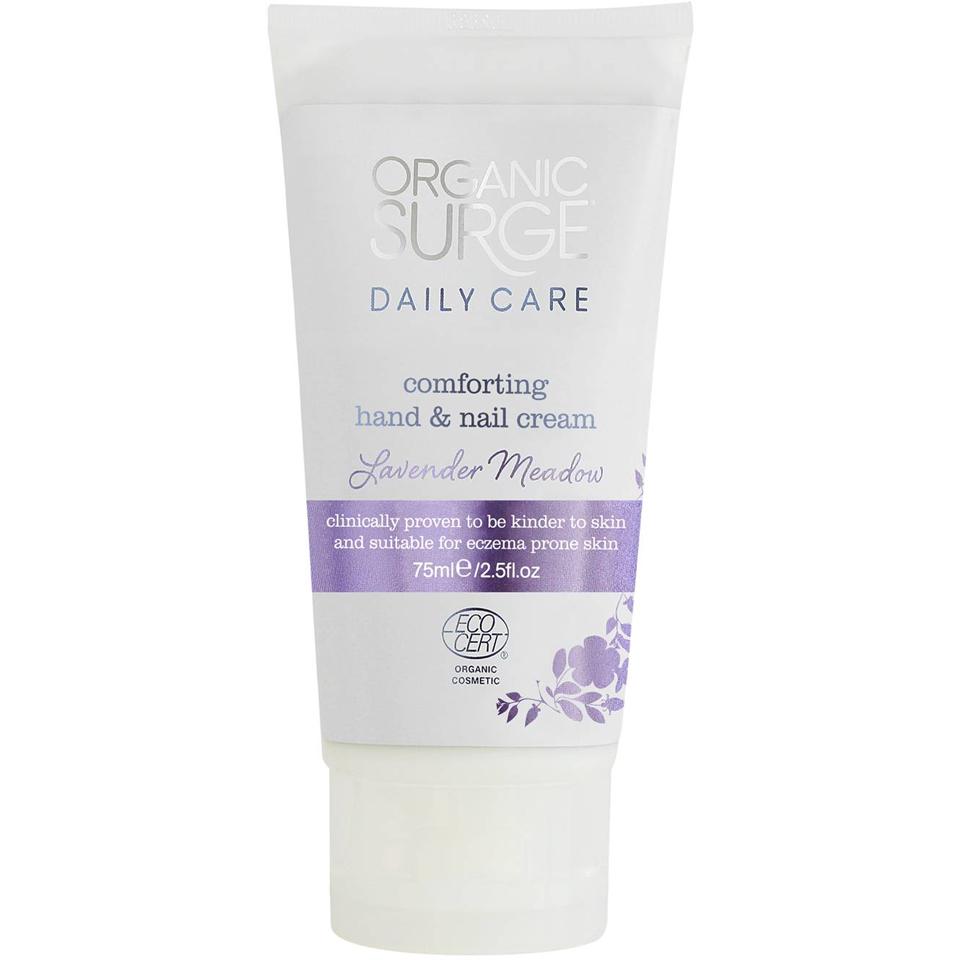 Organic Surge Lavender Meadow Hand and Nail Cream (75 ml)