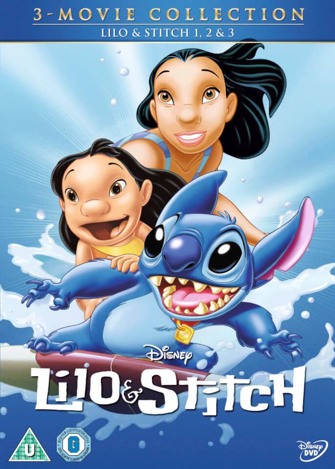Lilo And Stitch Lilo And Stitch 2 Stitch The Movie