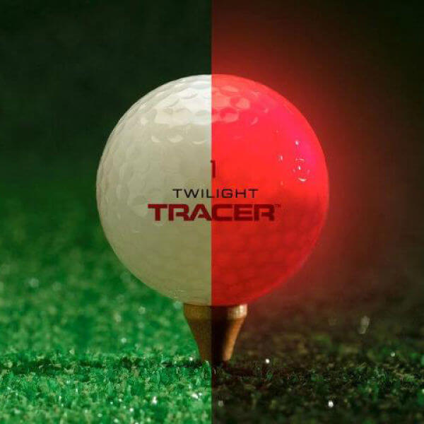 Twilight Supernova Glowing Tracer Golf Balls - Pack of 25