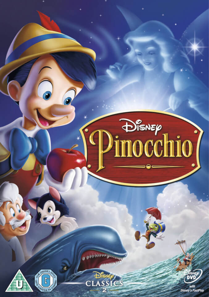 pinocchio-single-disc