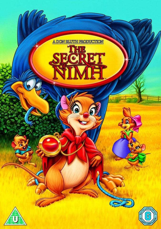the-secret-of-nimh