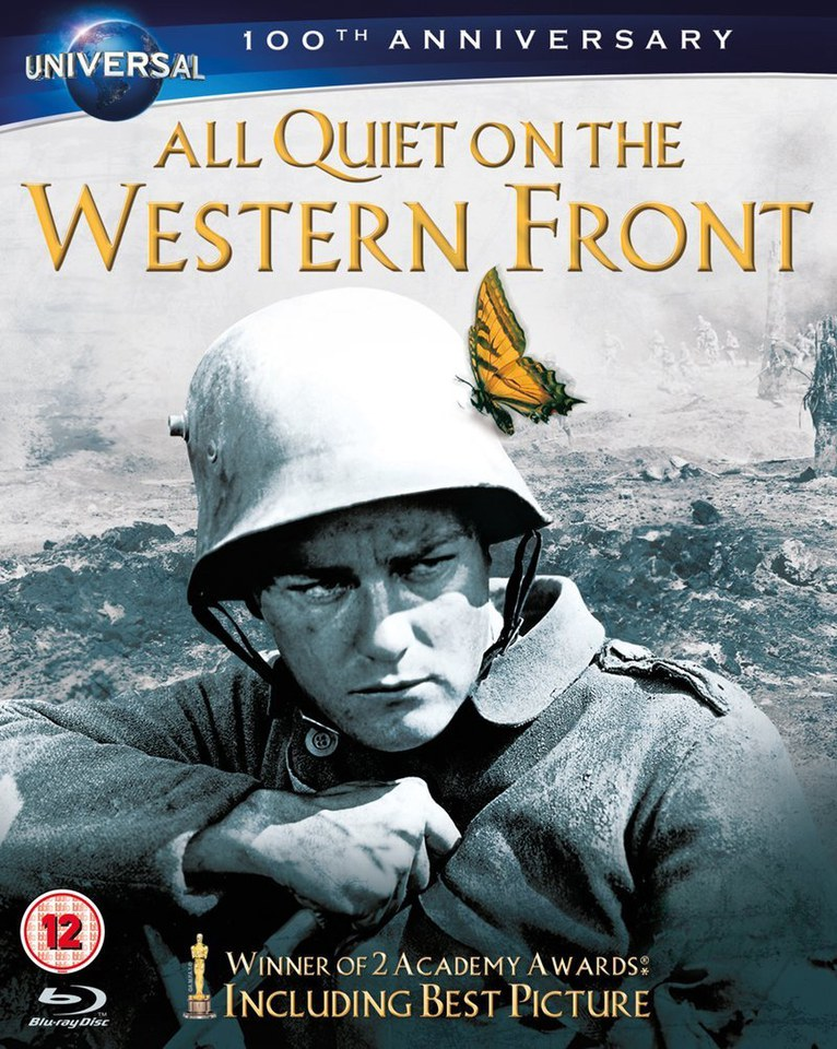 All Quiet On The Western Front Blu Ray Zavvi