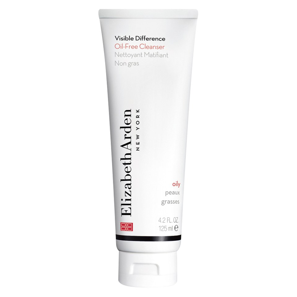 Elizabeth Arden Visible Difference Oil Free Cleanser (125 ml)