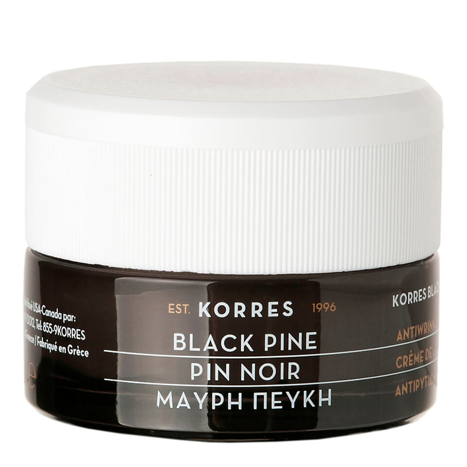 Korres Black Pine Day Cream for Dry Skin 40 ml