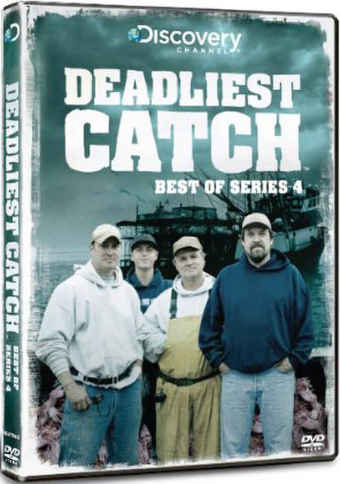 best of deadliest catch series 4 dvd zavvi. Black Bedroom Furniture Sets. Home Design Ideas