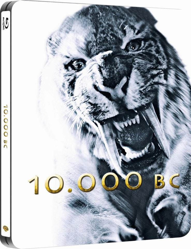 10,000 BC - Edición Steelbook