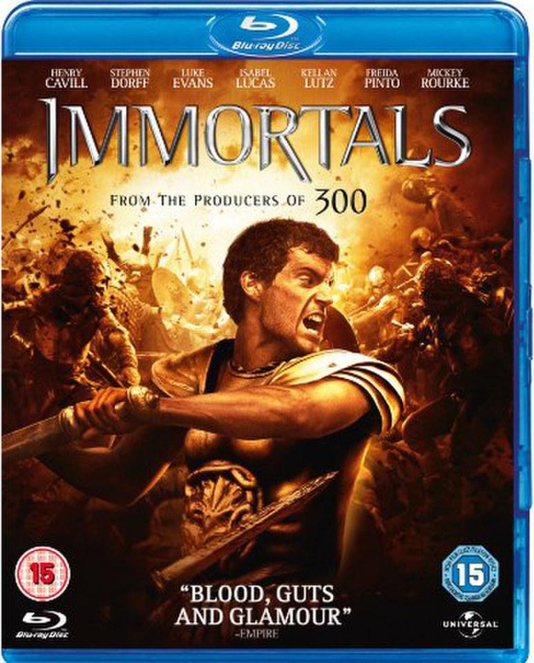 immortals-single-disc