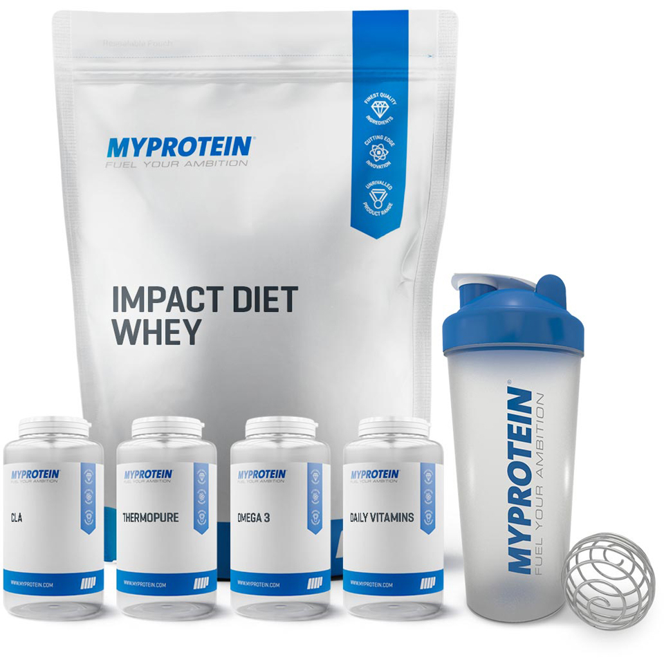 Foto Weight Loss Bundle - Cookies & Cream Myprotein Nutrizione sportiva