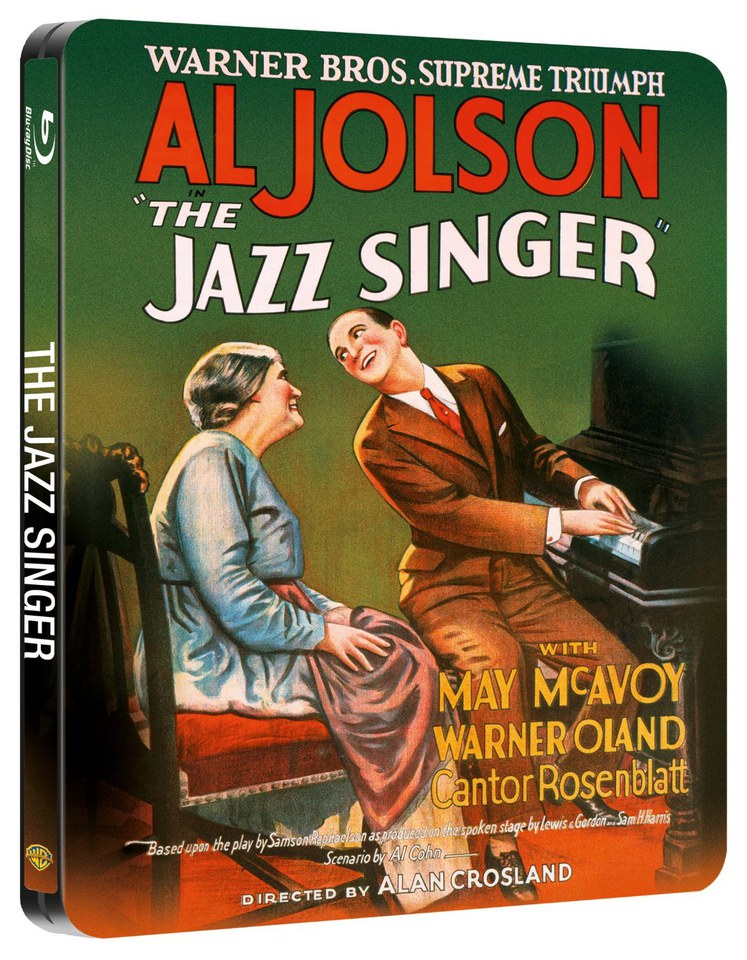the-jazz-singer-steelbook-edition