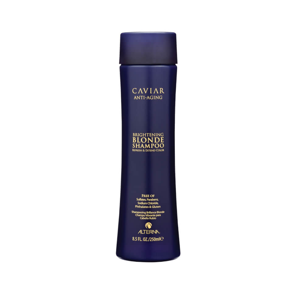 Alterna Caviar Brightening Blonde Shampoo