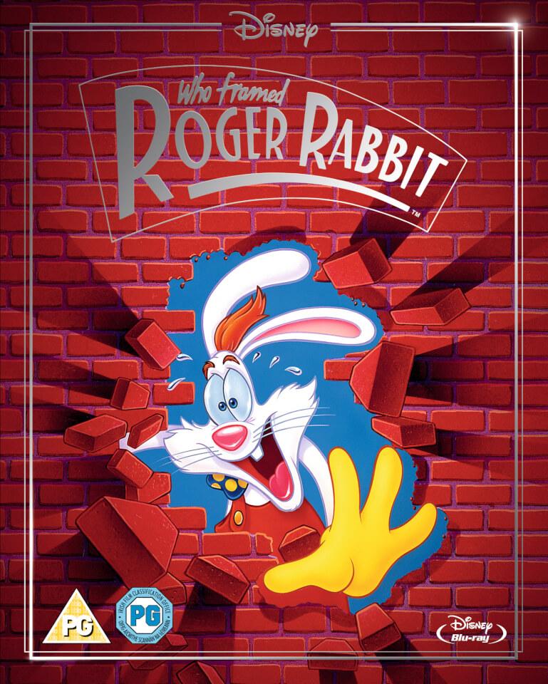 Falsches Spiel mit Roger Rabbit - 25. Jubiläum Edition Blu-ray ...