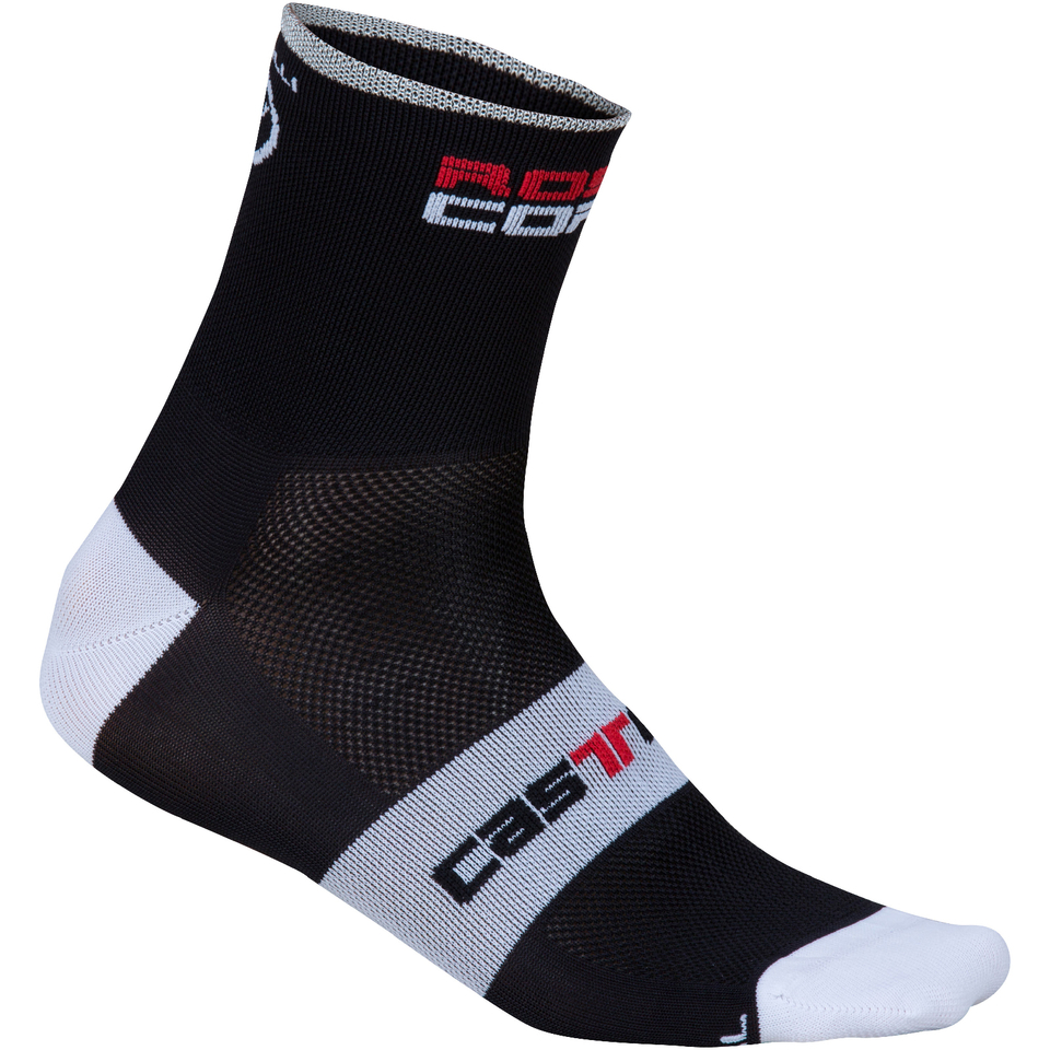 castelli-rosso-corsa-9-cycling-socks-black-xxl